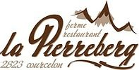 Logo – La Ferme-Restaurant Pierreberg – Courcelon